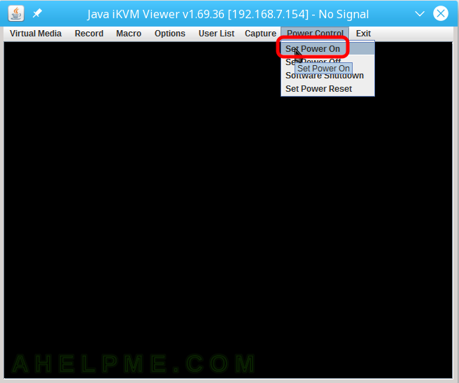Mount and boot ISO file from windows share in Supermicro
